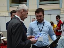 Новосибирская разработка HEALTHMONITOR будет тестировать российских спортсменов