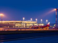 В апреле аэропорт Красноярск обслужил почти 170 тысяч пассажиров