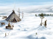 Этнодеревни на Таймыре и в Эвенкии построят до конца года
