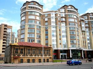 Особняк у «Тихвина» продадут по цене однокомнатной квартиры в нем