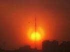 Дым красноярских лесных пожаров дошел до Новосибирска