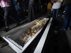 Гроб с мороженым: новосибирская фабрика «Полярис» взбодрила Ночь музеев