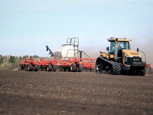 Аграрии Красноярского края выполнили почти четверть плана посевной