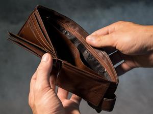 Слишком разные зарплаты. Каждый пятый нижегородец рискует стать бедным
