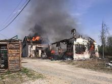 Екатеринбург в огне. Жаркая погода спровоцировала сразу несколько крупных пожаров