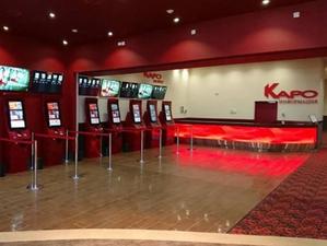 Роботизированный кинотеатр откроется в новосибирском торговом центре