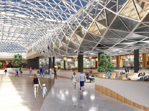 Крупнейший после «Гринвича» ТРЦ в Екатеринбурге откроется в июне