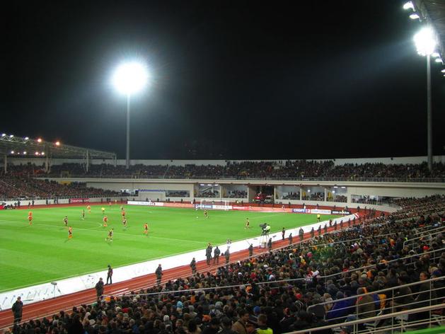 Стадион «Екатеринбург-Арена»