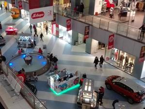 Посещаемость челябинских торговых комплексов впервые превысила уровень 2019 года