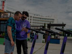 Кикшеринг Urent инвестирует 100 миллионов в безопасность движения в Новосибирске
