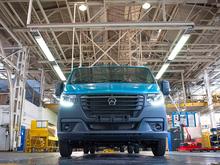 ГАЗ запустил производство «ГАЗели NN». Сумма инвестиций в проект составила 3,2 млрд руб.