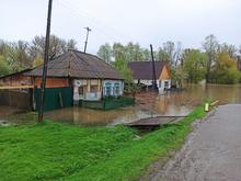 МТС помогла Ермаковскому району в борьбе с паводком