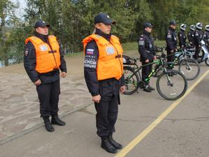 Отдыхаем безопасно: в Красноярске работает туристическая полиция