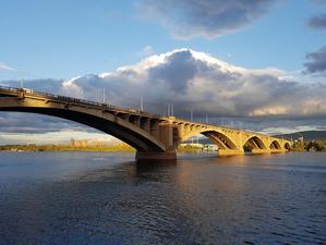 Красноярский Коммунальный мост станет объектом культурного наследия