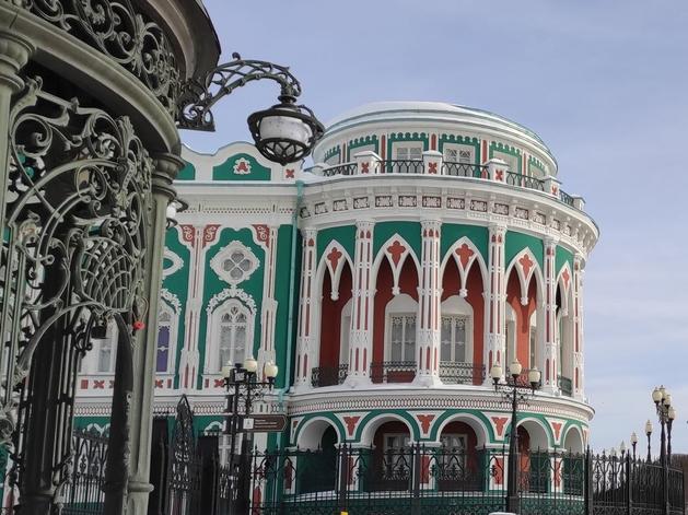 Полпред президента предложил свой вариант дизайна купюры с изображением Екатеринбурга