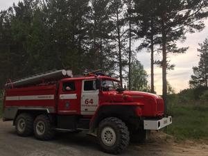 Область в огне. Спрос на пожарных в регионе вырос более чем вдвое