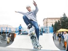 В 10 уже можно: в скейт-парке Челябинска пройдут соревнования для экстремалов