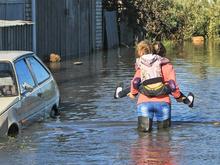 Большая вода: паводок отрезал от сообщения 14 деревень и сел Красноярского края