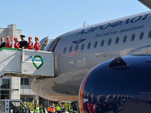 «Аэрофлот» открыл региональный хаб в Красноярске