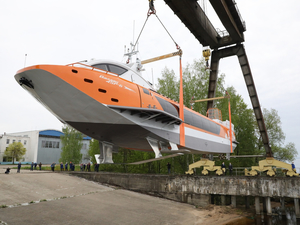 Новые горизонты. «Валдаи» начнут курсировать между Нижним Новгородом и Йошкар-Олой