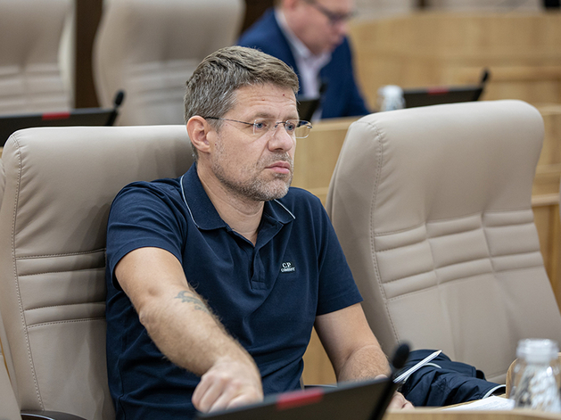Дмитрий Николаев оказался самым богатым депутатом Гордумы Екатеринбурга
