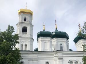 «Держаться корней». Ильинская церковь начинает проект, объединяющий духовное и светское