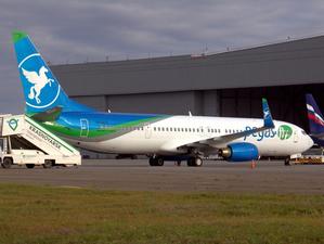 Число прямых рейсов на Кипр из Красноярска увеличится