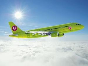 S7 Airlines признали лидером авиарынка России
