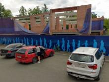 Мэрия Челябинска продает недострой в парке имени Гагарина