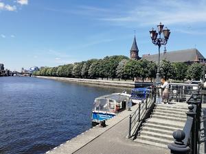 «Берлин в миниатюре»: что посмотреть на выходных в самом европейском городе России?