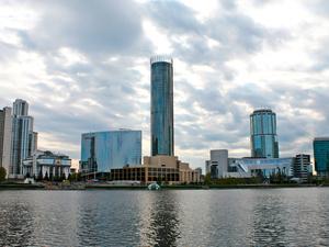 В центре Екатеринбурга появятся новые высотки. Их возведет УГМК за 50 млрд руб.