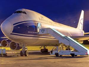 Красноярский аэропорт продолжат развивать как грузовой хаб
