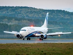 Nordstar полетит в Санкт-Петербург из Красноярска