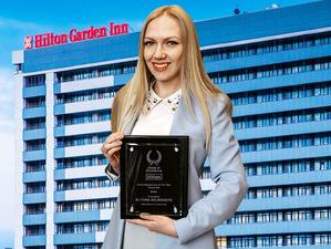 Красноярский «Хилтон» получил мировую награду
