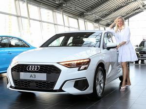 Новые Audi A3 Sedan и Audi A3 Sportback серии Joy, Cosmo и Fun: не А3цай, что эффектный!