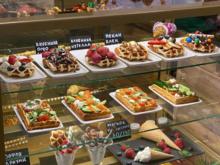 В Челябинске растет разнообразие вафельных баров. Открылось новое заведение в центре