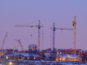 Больше половины всего жилья в Красноярском крае строится с использованием счетов эскроу