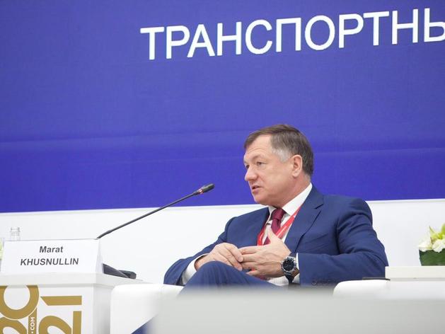 Хуснуллин рассказал, почему скоростная трасса М-12 строится именно до Екатеринбурга