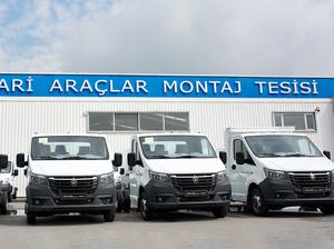 Эксклюзив для Турции. «Группа ГАЗ» запустила серийное производство нового автомобиля