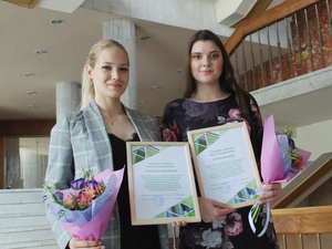 Студентам ЮУрГГПУ вручили стипендию имени Дмитрия Быкова