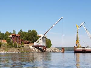 Строители Высокогорского моста вошли в русло