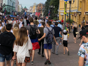 Население Нижнего Новгорода возрастет в два раза? Регион готов принять 2 млн туристов