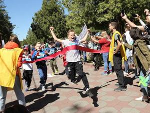 Зеленый Марафон в Челябинске посетили больше 5 тысяч человек