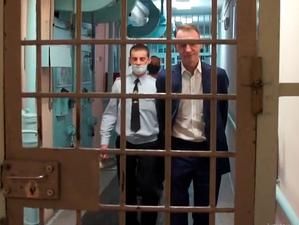 Алексея Талюка отпустили под домашний арест