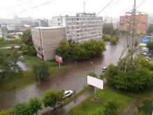 Красноярск ожидает дождливая неделя