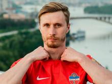 Капитан ФК «Енисей» Александр Харитонов покидает команду