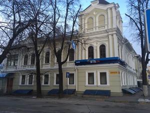Под офис и не только. Трехэтажный особняк с молельней продается в Нижнем Новгороде