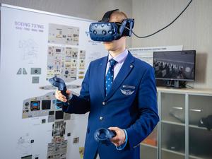 Систему подготовки летного персонала NordStar'а дополнят виртуальной реальностью