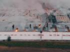 «Равис» подсчитывает убытки: в крупном пожаре сгорели 200 тыс. птиц