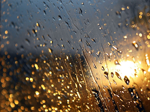 Красноярск предупредили о сильном ветре, дожде и граде